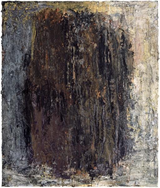 Maalaus 1990, Akryyli kankaalle yksityiskokoelma 190x160, Raili Tang